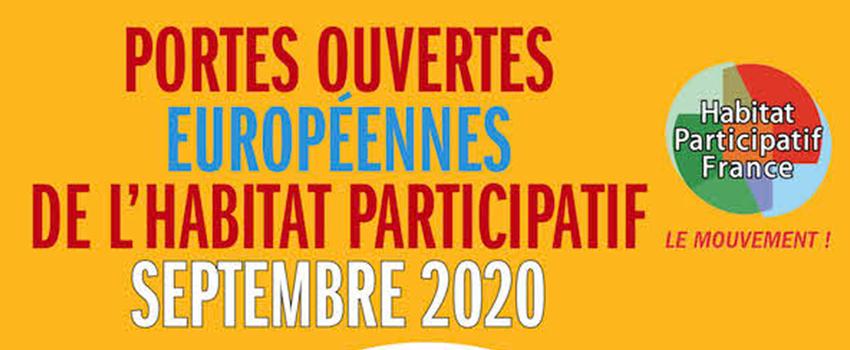 Journées portes ouvertes européennes de l'habitat participatif