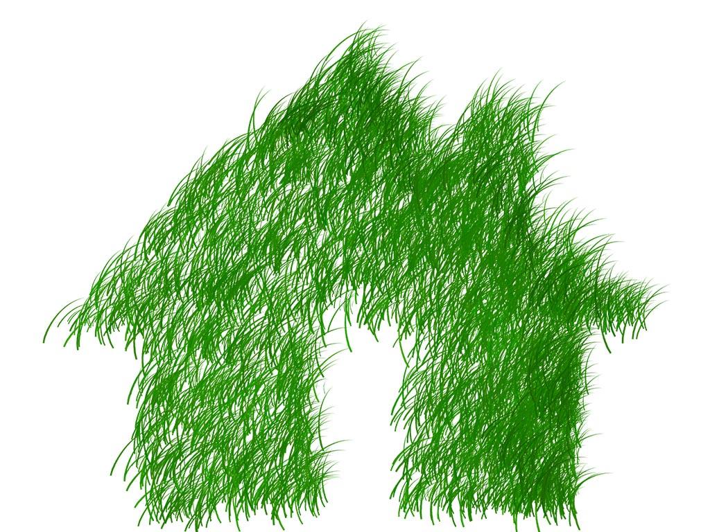 Illustration d'une maison écologique illustrant un projet d'habitat groupé : comment ça marche, avec Chez moi demain, assistant à maîtrise d'ouvrage pour habitat participatif
